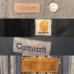 Carhartt item & men's styling