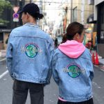 ペアでも GOOD  Hard Rock CAFE denim jacket◎
