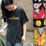 SANTA CRUZ T-shirt ~ bowling shirt  様々な summer item