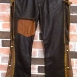 70's East West Leather pants   大阪 古着屋 JAM