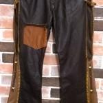 70's East West Leather pants   大阪 古着屋 JAM