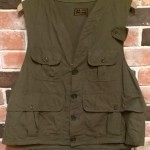 30's L.L.BEAN  Hunting Vest   大阪 古着屋 JAM