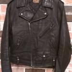 50's BECK Leather Jacket      大阪 古着屋 JAM