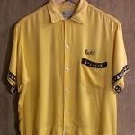60's vintage DunBrooke Reddy Kilowatt  bowling shirt      大阪 古着屋 JAM