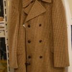 かっこいいおじ様にオススメなコート。