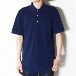 Jam blue polo shirt