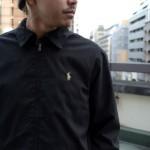 ラルフローレン コーディネート 〜BLACK & NAVY〜