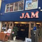旬なデニムジャケットを濃い濃いで。本日もin JAM京都店。