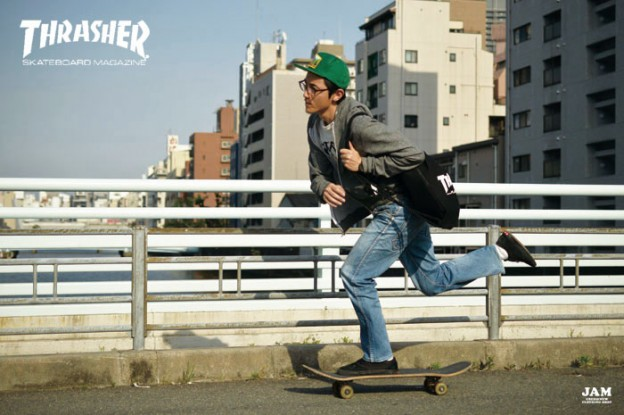 古着屋JAM スラッシャー スケートボード