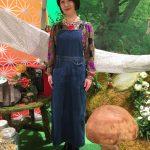 宇都宮まきさんの「ちちんぷいぷい」コーデ♪衣装レンタル