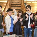大島薫さんと芸人のかまいたちさんが「せやねん!」の収録で古着屋JAMにご来店!