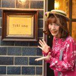 CAFE TOKIONAさんにてワンピース特集のモデル撮影をさせて頂きました〜!