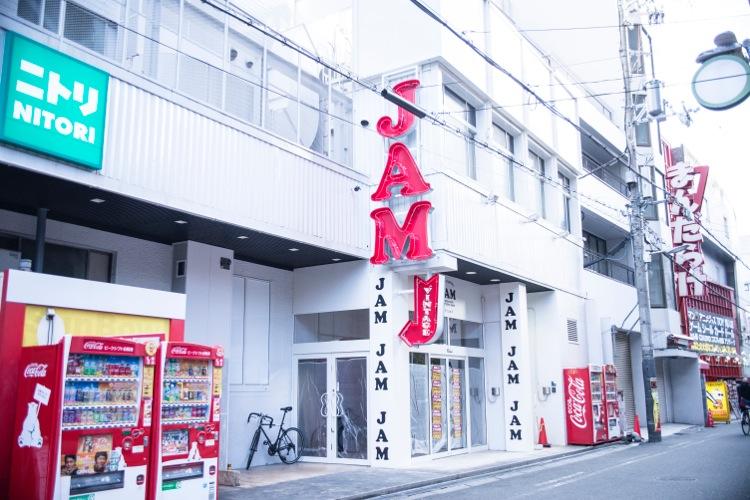 古着屋JAM 心斎橋 アメリカ村店