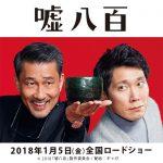 【商品公開中】映画「嘘八百」に出演の中井貴一さん、森川葵さんにフリースジャケットなど衣装提供しました!