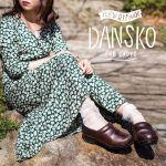 レディース新入荷!お花見シーズンにぴったり!履き心地が良く疲れにくいサボサンダル・隠れた名品『ダンスコ』