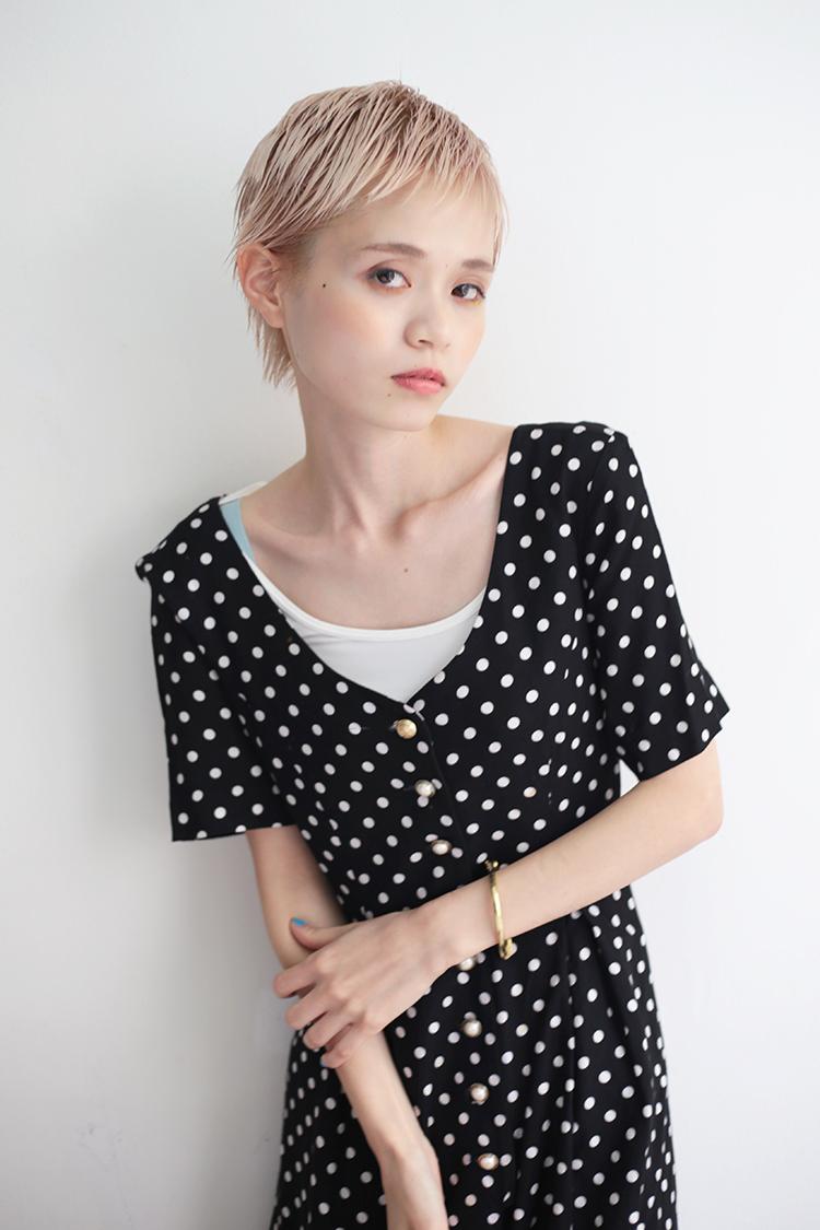 古着屋JAM 美容室 アリシア スタイル 衣装提供02