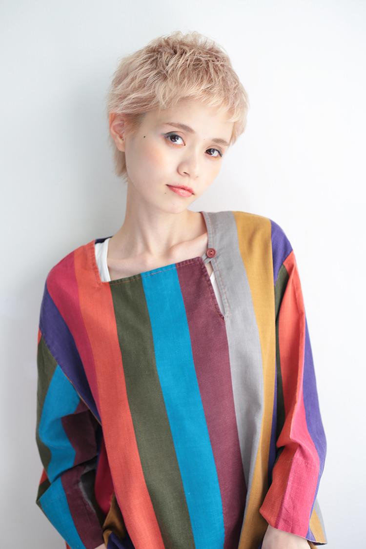 古着屋JAM 美容室 アリシア スタイル 衣装提供01