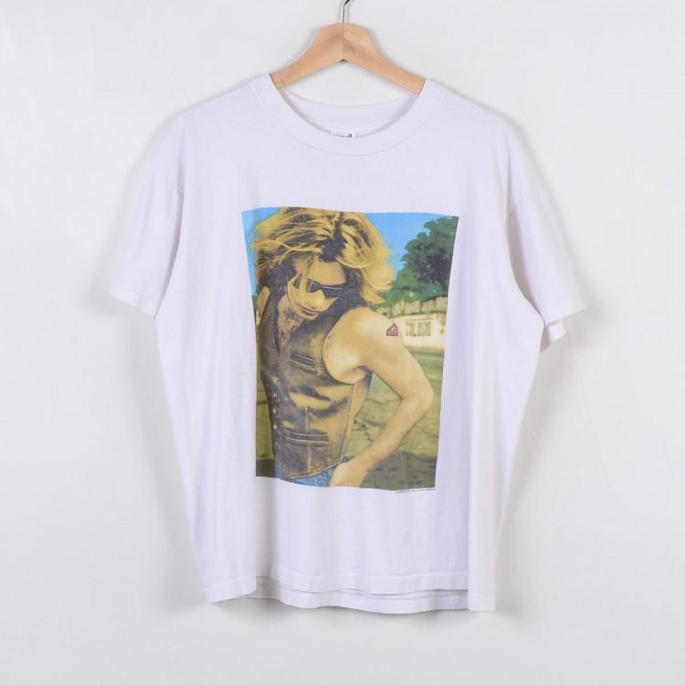 ボンジョビ バンドTシャツ