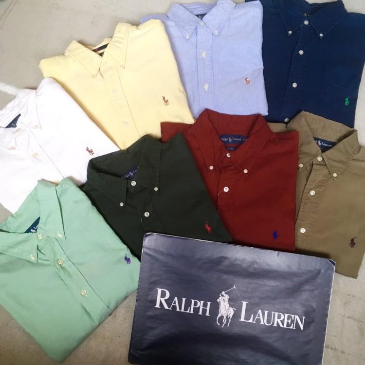 ラルフローレンのシャツ