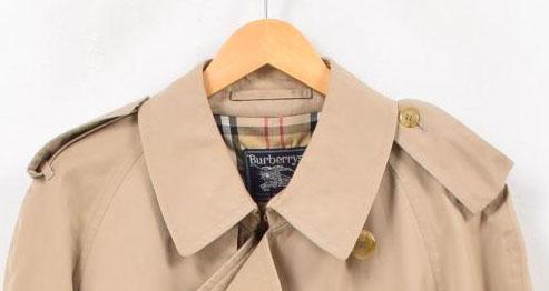 古着屋JAMのトレンチコートエポレット