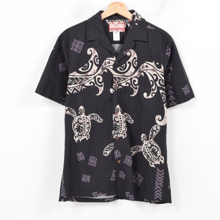 古着屋JAMのアロハシャツ_ホヌ