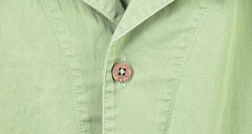 古着屋JAMのアロハシャツ_ココナッツボタン