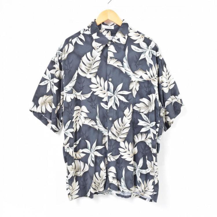古着屋JAMのアロハシャツ_パンノキ(ウル)