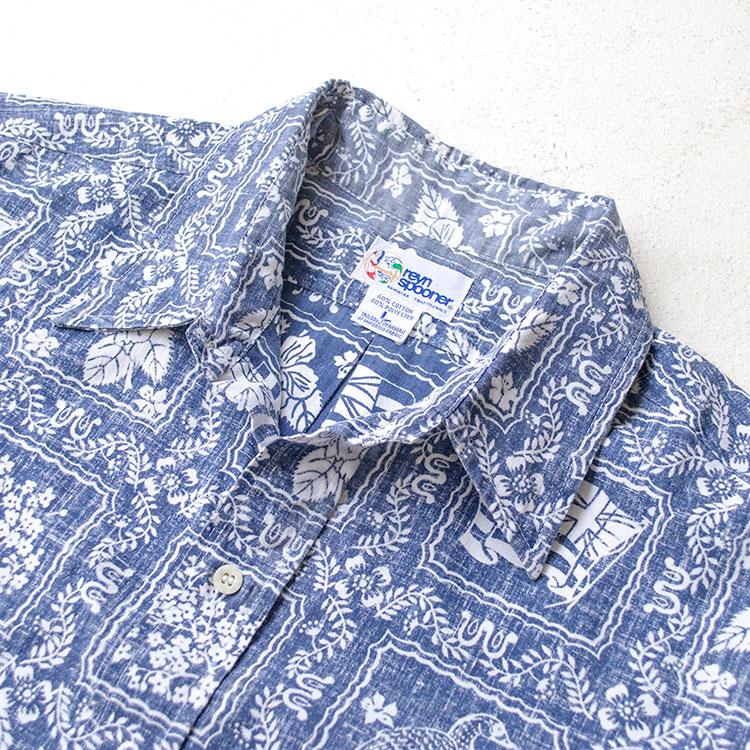 古着屋JAMのアロハシャツ_レインスプーナー