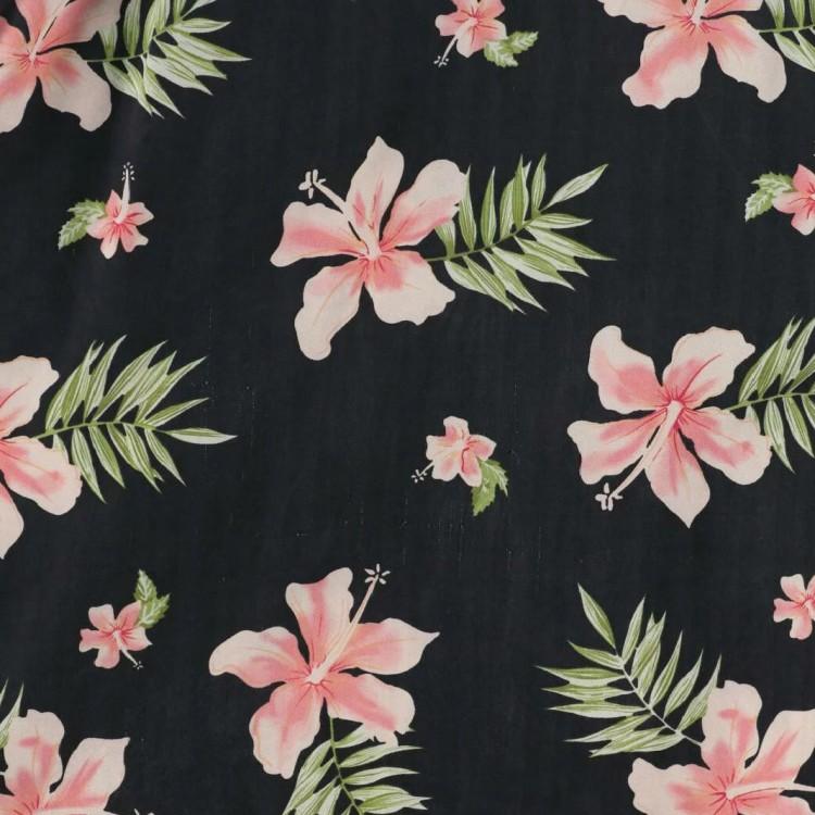 古着屋JAMのアロハシャツ_ハイビスカス(花柄)