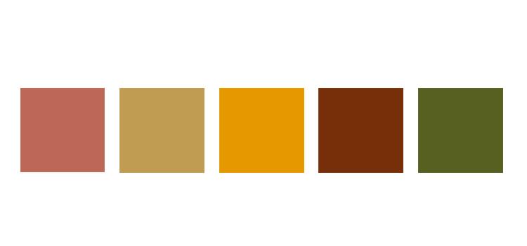 オータムタイプカラーイメージ