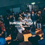 古着屋JAMも協賛!ダンスバトルイベント『SUNSHINE JAM3』が開催されました!