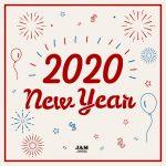 【新年のご挨拶】新年のお買い物は古着屋JAMへGO!◎各実店舗のイベントを大発表◎