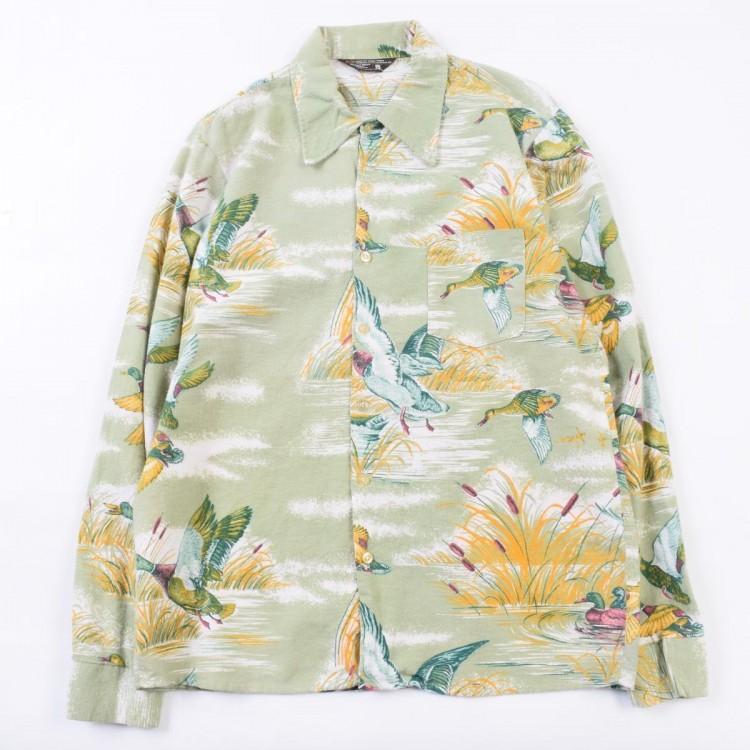 古着屋JAMのボックスシャツ