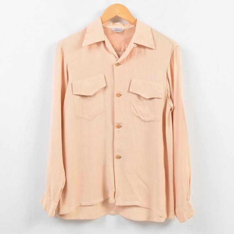 古着屋JAMのオープンカラーシャツ