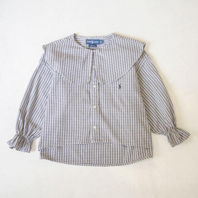 古着屋JAMのビッグカラーシャツ