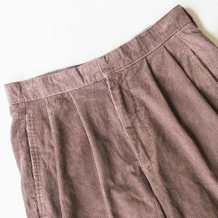 古着屋JAMのコーデュロイショートパンツ