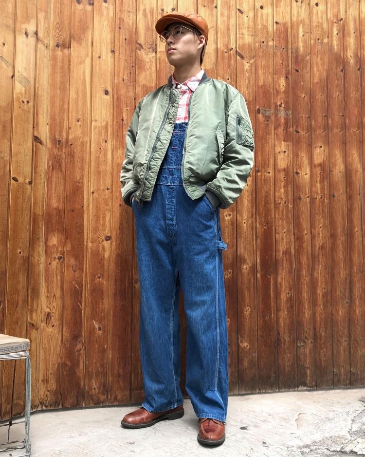 古着屋JAMのミリタリージャケット