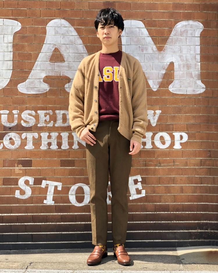 古着屋JAMのリバースウィーブ