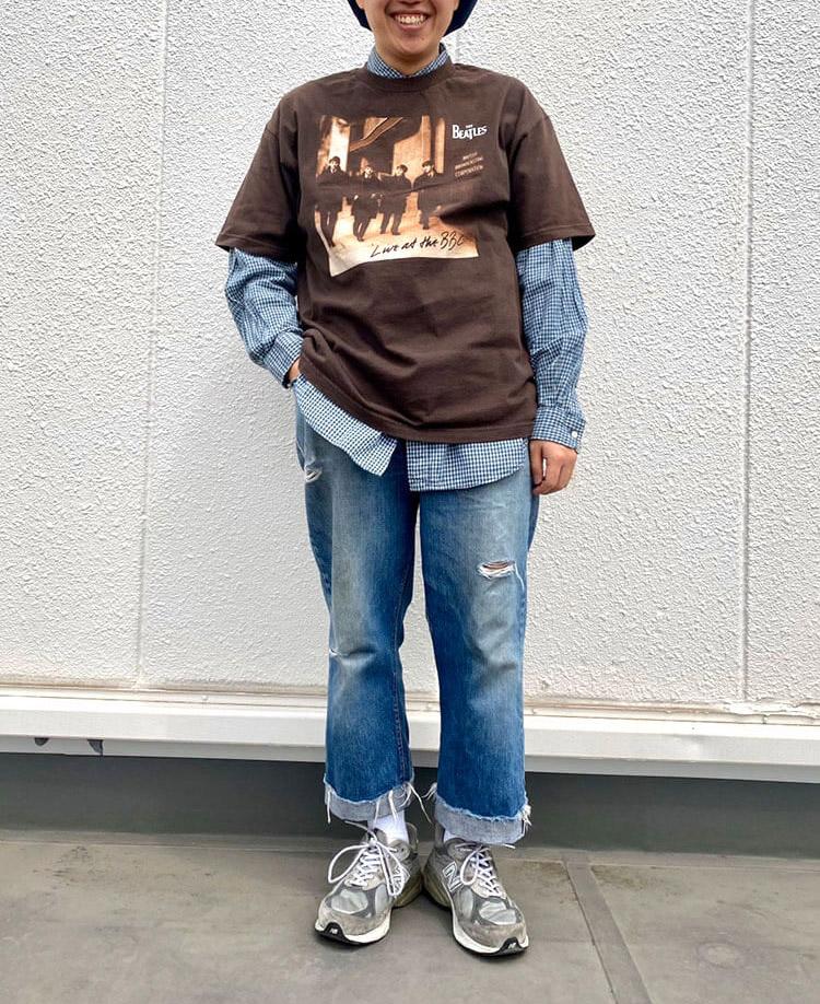 ビートルズ Tシャツ