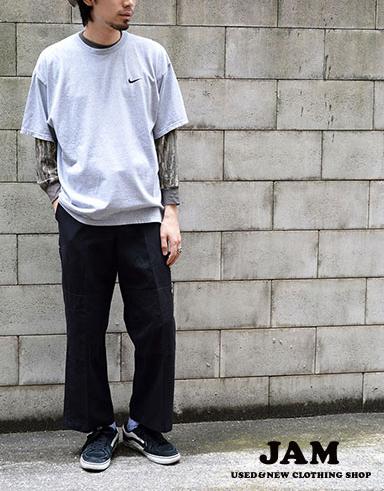 ナイキロゴTシャツ4
