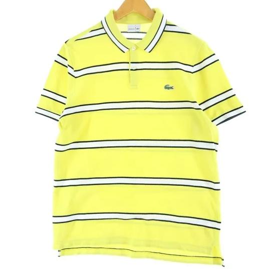 ラコステポロシャツ