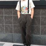 おしゃれなキャラTシャツコーデ12選!〝垢抜けファッション〟お手本コーデもご紹介