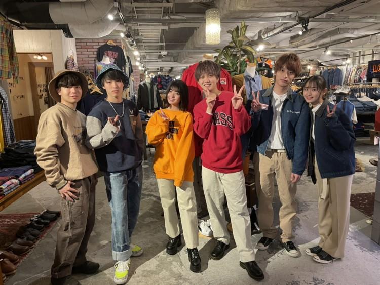 JAMアメ村店YouTube撮影2