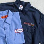 半袖ワークシャツのおすすめメンズブランド4選。スタッフ一押しのアイテムもご紹介