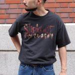 おしゃれスタッフから学ぶ。黒Tシャツでつくるスタイリッシュな夏コーデ特集