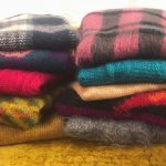 mohair knit sweater入荷してます♡