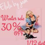 ♥♡ Elulu Winter SALE ♡♥
