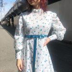 *New! arrival item 70's dress…*