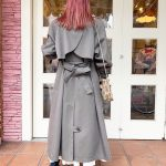 *trench coat styling*