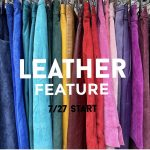 ♡LEATHER  FEATURE ♡ 7/27start!!!!